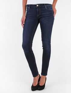 Just black riley distressed skinny jeans