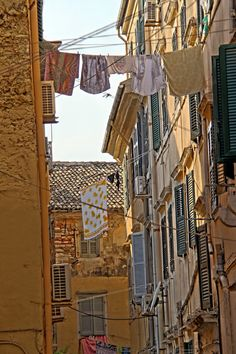 Kerkyra (Korfu-Stadt)