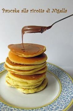 Pancakes alla ricotta di Nigella | Vaniglia e Cioccolato