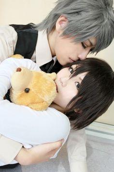 junjou romantica cosplay tumblr - Google Search