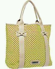 New Betsy Johnson purse for spring ;-)