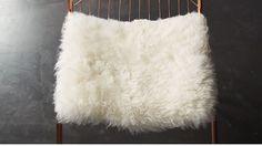 icelandic sheepskin chair pad |