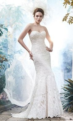 Maggie Sottero Fredricka Wedding Dress Currently For Sale At 40 Off Retail