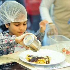 درس الطهي في #ذا_فود_اكاديمي في #سيفكو  Cooking Class In #the_food_academy in @Saveco #Saveco