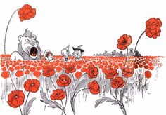 denslow poppies - Google Search