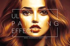 Ultimate Painting Effect  by jasgraphictools.com on @creativemarket