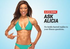 Find out what Alicia Marie recommends to curb those cravings