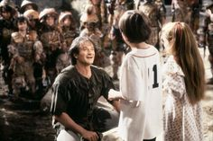 """"""" Thank you for believing"""" One of my most favorite Robin Williams movies. Thankful that movies can be timeless,"""
