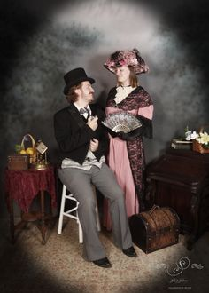 Best Thing To Do in Glenwood Springs at Glenwood Caverns Adventure Park! Vintage Photo Booths, Vintage Photos, Old Time Photos, Saloon Girls, Proposal Photos, Marriage Proposals, Vintage Photography, Photo Shoots, Newlyweds