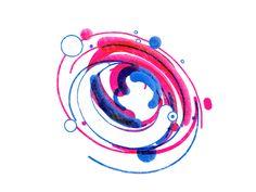Animación logotipo flickr