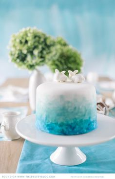 Ombre Cake | Photo: Christine Meintjes