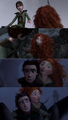 Awesome!!!!! **needs Dreamworks/Disney to make this a reality SO BADLY**
