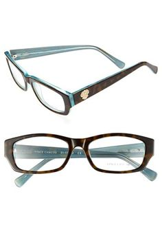 Vince Camuto 50mm Optical Glasses   #Nordstrom Cool Style, My Style, Optical Glasses, Vince Camuto, Eyewear, Nordstrom, Awesome Things, Sunglasses, Brown