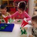 Békavadászattal ügyesedik a kezünk:) Stork, Montessori, Blog, Therapy, Blogging