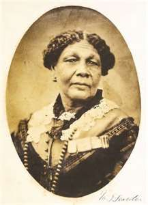 The Mary Seacole controversy.  It is so important for us to tell our own stories.