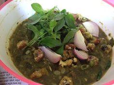 Twinkle Thomas Food Magazine: EROMBA - MANIPURI DELIGHT BY SOUMYASHREE CHATTERJE...