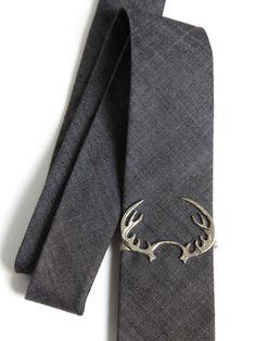 Bo Clothing  Buck Tie Clip