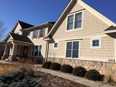 Before Picture - Exterior Painting in Mahtomedi, MN