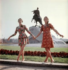 Beautiful Soviet Fashion of the 1960s and 1970s