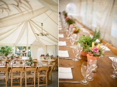 #rustic marquee wedding Relaxed Colorado Wedding Copyright Ashley Davies Photography