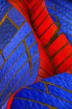 Brick  Description: Closeup of brick abstract. Enhanced in PSCS5.