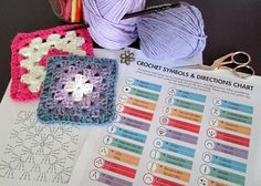 Are you ready to decode crochet diagrams? The secret to understanding is learning what the symbols mean and how they work together to create a pattern.