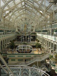 St. Stephen Green Shopping Center, a photo from Dublin, South.    Dublin, Ireland