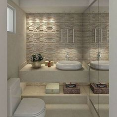 Trendy Small Master Bathroom Remodel With Tub Powder Rooms Apartment Bathroom Design, Bathroom Design Luxury, Modern Bathroom Design, Tub Remodel, Diy Bathroom Remodel, Bathroom Inspiration, Small Bathroom, Master Bathroom, Powder Rooms