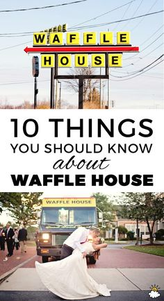 10 Things You Should Know About Waffle House Before Taking Another Bite House Funny, Waffle House, Food Places, Food N, E 10, Good Vibes Only, House Party, Oh The Places You'll Go, Good To Know