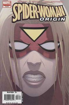 Spider-Woman: Origin # 3 by Jonathan Luna