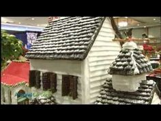 The 2013 National Gingerbread House Competition is coming again soon, at the historic 100-year-old Omni Grove Park Inn - Asheville, NC. The amazing & much anticipated competition exhibition, featuring hundreds of entries in several categories, will be on display at the Grove Park Inn from Nov. 20 - Jan. 2.
