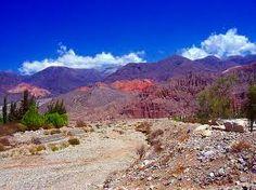 Quebrada de Humahuaca,