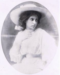 Young Beatrice Wood