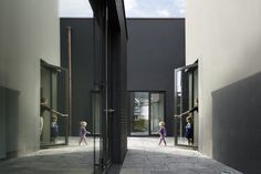 Single Storey Extension, Slate Patio, Folding Doors, Open Plan Kitchen, Ground Floor, Living Area, Bungalow, Ford, Exterior