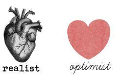 Realist vs Optimist
