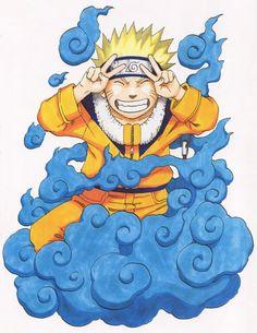 Masashi Kishimoto, Naruto, Uzumaki (Artbook), Naruto Uzumaki