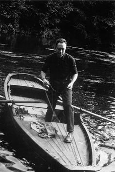 Albert Camus amidships