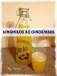 Les Rendez-Vous Gourmands: Limonade au gingembre ou Gnammankoudji