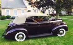 1938 Ford Model 81A Phaeton Convertible