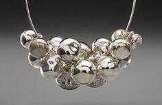 Super Nova Necklace: Melissa Schmidt: Art Glass Necklace | Artful Home
