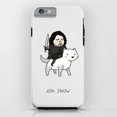 Jon Snow, Game of Thrones iPhone & iPod Case