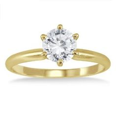 1 Carat Diamond Solitaire Ring  http://electmejewellery.com/jewelry/rings/1-carat-diamond-solitaire-ring-com/