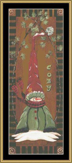 Cozy [JM-86] - $16.00 : Mystic Stitch Inc, The fine art of counted cross stitch patterns