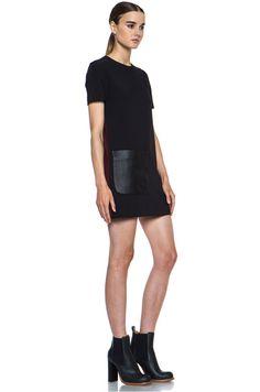 Rag & Bone Morden Dress in Black
