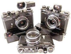 Nikon SP's