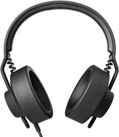 Fone de Ouvido AIAIAI Studio Modern Comfort Fashion com Microfone - Preto Studio Headphones, Headphones With Microphone, Best Headphones, Over Ear Headphones, In Ear Buds, Tech Gifts For Men, Cambridge Audio, Audiophile, Tech Accessories