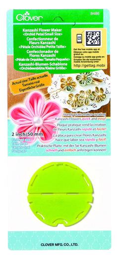 Kanzashi Flower Maker Orchid Petal Small| Clover Needlecraft, Inc.