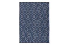 Coulee Rug by Ashley HomeStore, Blue, Polypropylene (100 %)