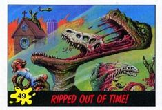 TOPPS/Dinosaurs Attack! -49