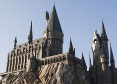 The Wizarding World of Harry Potter, Universal Studios, Orlando